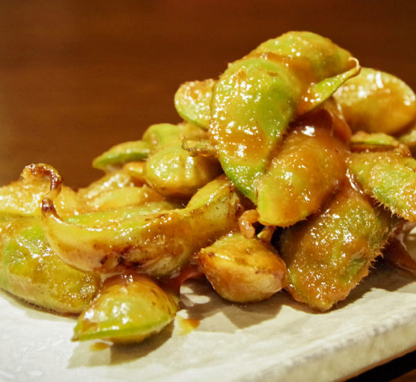 枝豆(味噌ダレ)