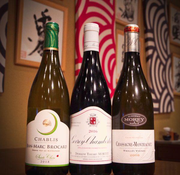 赤・白ワイン各種